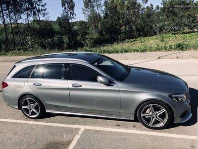 usado Mercedes C200 AMG cx automática