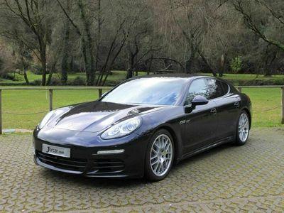 usado Porsche Panamera Diesel Facelift