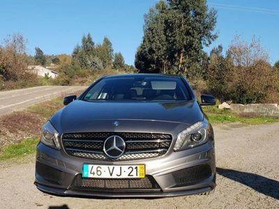 brugt Mercedes A180 1.5 Diesel AMG