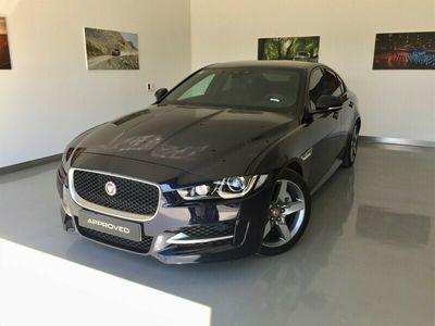 usado Jaguar XE 2.0 I4 DIESEL (180PS) R-SPORT