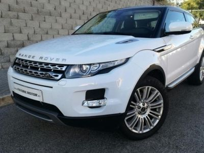 usado Land Rover Range Rover evoque 2.2 eD4 Prestige