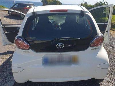 used Toyota Aygo 2012