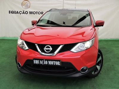usado Nissan Qashqai 1.5 DCi Teckna Premium
