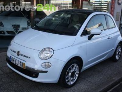 usado Fiat 500 1.2 Lounge Dualogic Start&