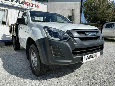 usado Isuzu Pick up 4x4 2 lug IVA DEDUTIVEL