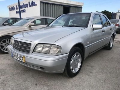 gebraucht Mercedes C220 D Classic