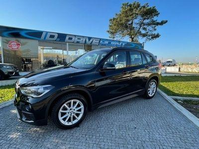 usado BMW X1 16d SDdrive