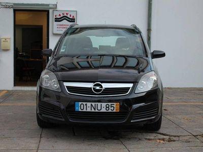 usado Opel Zafira 1.9 120cv