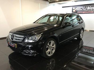 usado Mercedes C220 CDi Avantgarde BlueEfficiency
