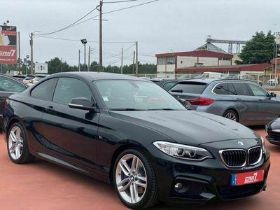 usado BMW 218 d Pack M