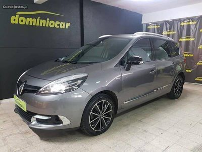 brugt Renault Grand Scénic 1.6 Bose Edition