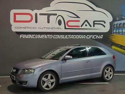 usado Audi A3 1.6 FSI S-LINE