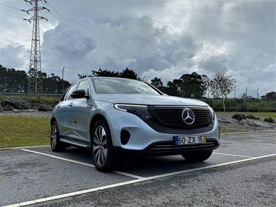 usado Mercedes EQC EQ400 4MATICoupé 2020