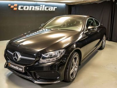usado Mercedes C220 CDI Coupe M6 AMG Pack