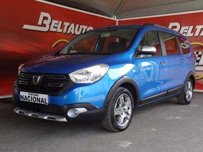 usado Dacia Lodgy Stepway 1.5 Dci 7 Lugares