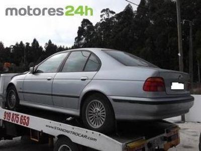 usado BMW 520 I E39 SO PECAS - LER TEXTO