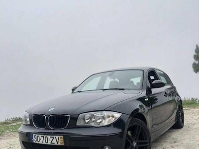 usado BMW 120 Série 1