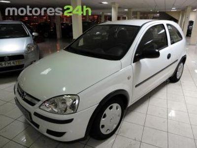 usado Opel Corsa C 1.3CDTi Van