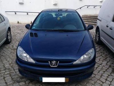 usado Peugeot 206 1.1 Gasolina