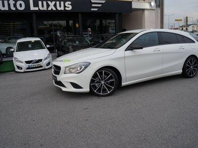 usado Mercedes CLA220 Classed Urban Aut.