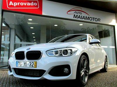 usado BMW 116 D Pack M Sport Auto