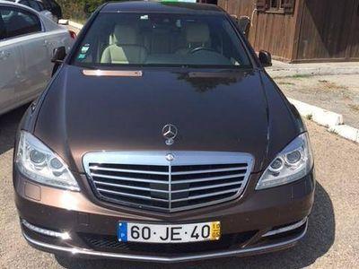 usado Mercedes S350 CDI longo 3.0 235Cv