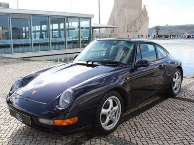 usado Porsche 911 Carrera 993 Cabriolet 3.62