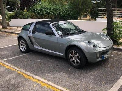 usado Smart Roadster Coupe 82CV