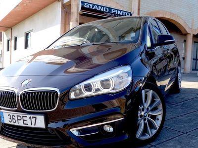 usado BMW 218 Active Tourer dA LUXURY