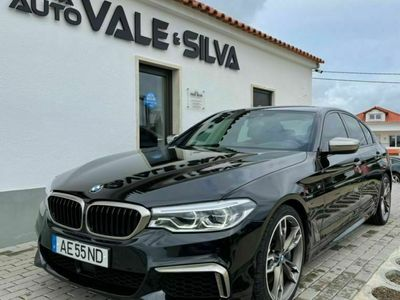 usado BMW M550 d ---