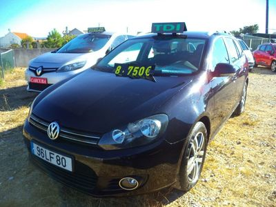 usado VW Golf VI 1.6 TDI HIGHLINE