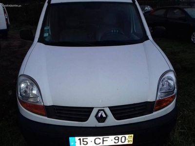 usado Renault Kangoo 1.5 DCI pouco kilo