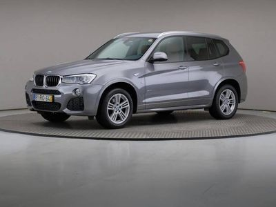usado BMW X3 20 d xDrive Pack M Auto