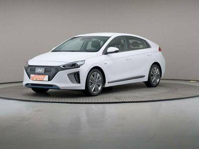 usado Hyundai Ioniq HEV 1.6 GDi 6DCT Hybrid Tech + Pack Pele MY1