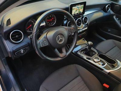 usado Mercedes C200 D STATION BLUETEC KIT AMG