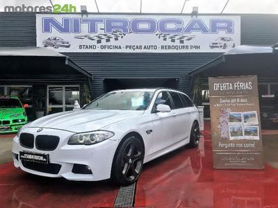 usado BMW 520 Série 5 d