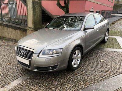 usado Audi A6 2.4 Exclusive GPL