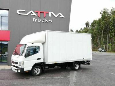usado Mitsubishi Canter Fuso 3c13 contentor 33mil km