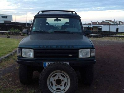 usado Land Rover Discovery TDI