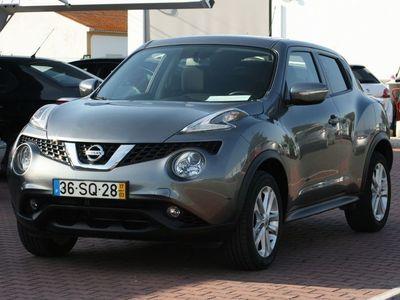 usado Nissan Juke 1.5 Dci 110cv c/GPS+CAM.TRAS