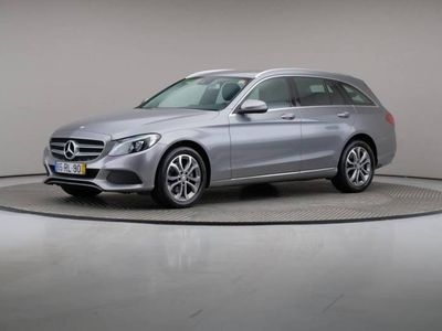 usado Mercedes C220 d Avantgarde