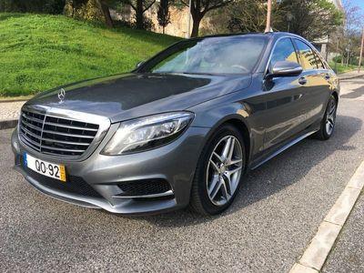 usado Mercedes S350 D Pack AMG