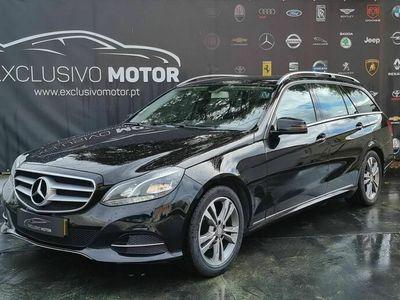 usado Mercedes E220 E220 CDI / BlueTEC