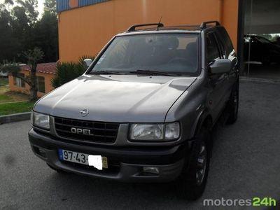 usado Opel Frontera 2.2 DTi Sport