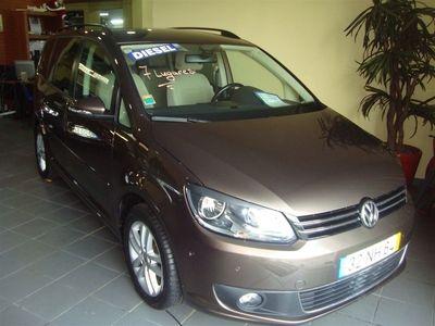 usado VW Touran 1.6 TDi BlueMotion Confortline 7L (105cv) (5p)