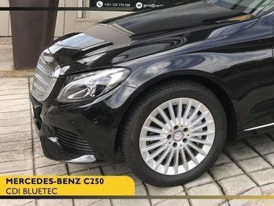usado Mercedes C250 CDI Bluetec