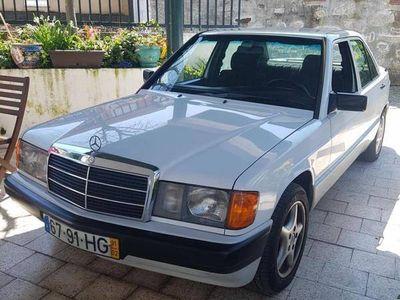 usado Mercedes 190 190 Mercedes d