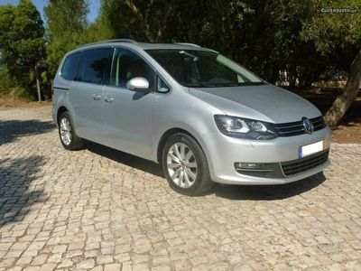 usado VW Sharan 2.0TDIHighlineDSG