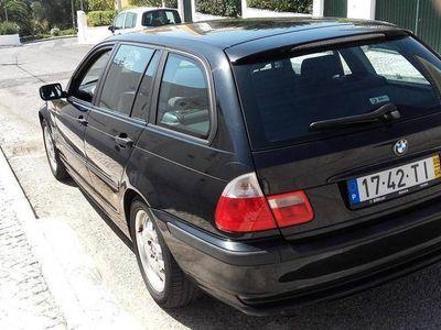 usado BMW 320 Carrinha