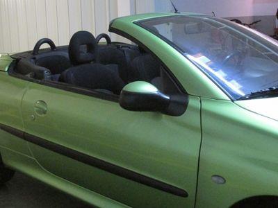 usado Peugeot 206 CC 1.6i